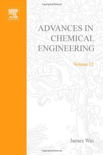 9780120085125: ADVANCES IN CHEMICAL ENGINEERING VOL 12, Volume 12