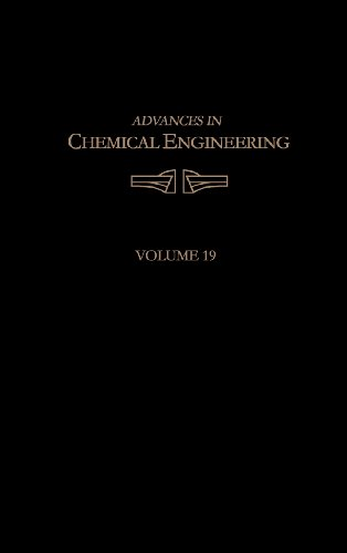 9780120085194: Advances in Chemical Engineering, Volume 19