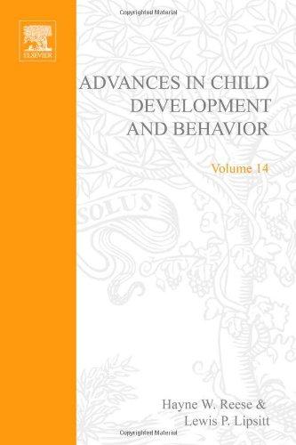 9780120097142: ADV IN CHILD DEVELOPMENT &BEHAVIOR V14, Volume 14 (Advances in Child Development and Behavior)