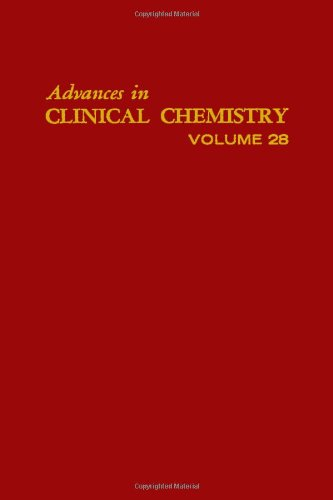 9780120103287: ADVANCES IN CLINICAL CHEMISTRY VOL 28, Volume 28