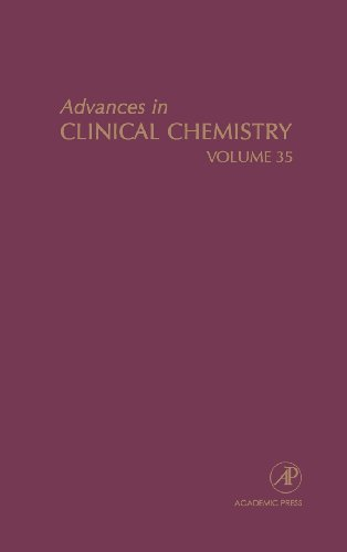 9780120103355: Advances in Clinical Chemistry, Volume 35