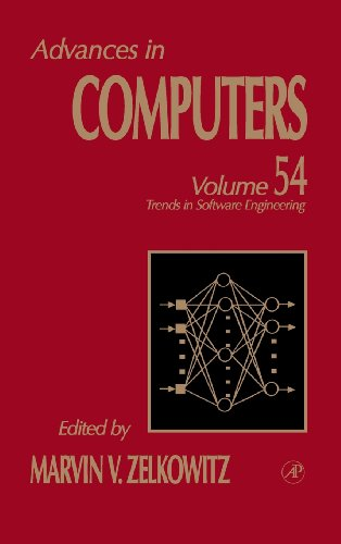9780120121540: Trends in Software Engineering: Vol 54 (Advances in Computers)