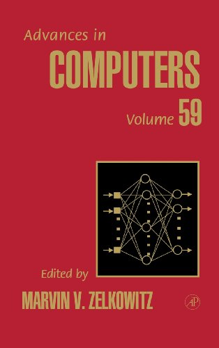 9780120121595: Advances in Computers, Volume 59