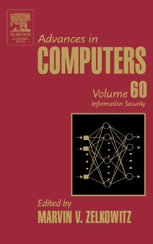 9780120121601: Advances in Computers, Volume 60: Information Security