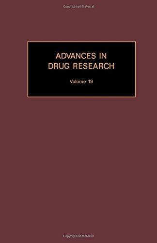 9780120133192: Advances in Drug Research, Volume 19