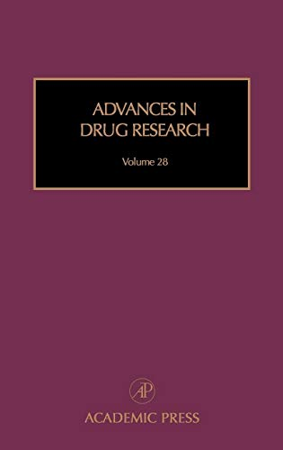 9780120133284: Advances in Drug Research, Volume 28