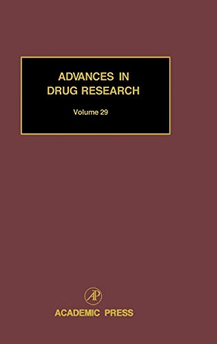 9780120133291: Advances in Drug Research, Volume 29