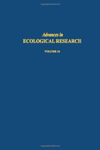 9780120139163: Advances in Ecological Research: 16