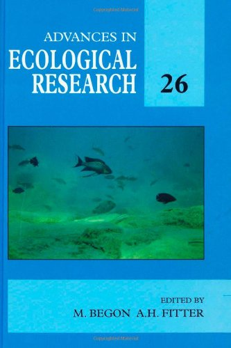 9780120139262: Advances in Ecological Research, Volume 26