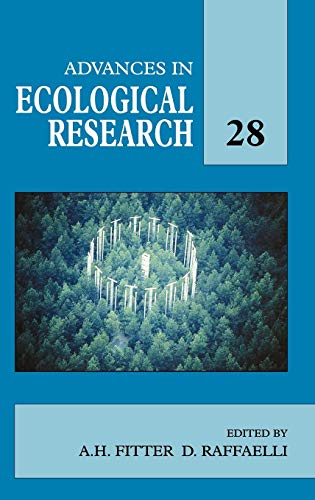 9780120139286: Advances in Ecological Research, Volume 28