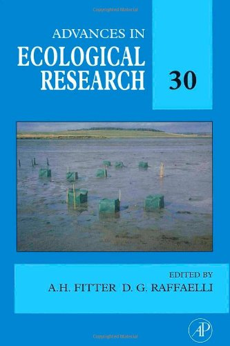 Advances In Ecological Research 30