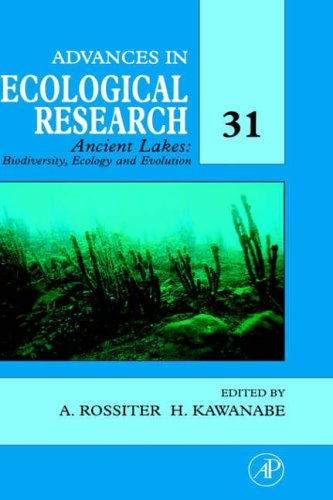 9780120139316: ADVANCES IN ECOLOGICAL RESEARCH V31: Biodiversity, Ecology and Evolution