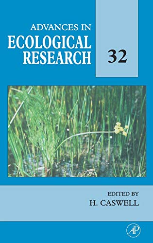 9780120139323: Advances in Ecological Research: 32