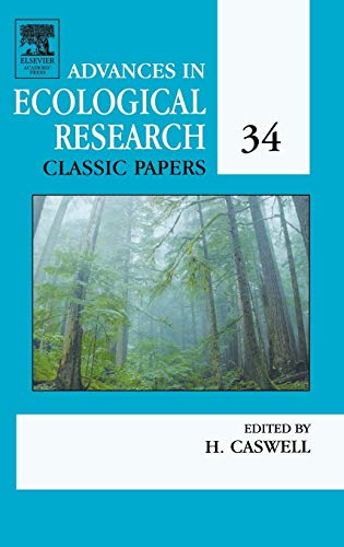 9780120139347: Classic Papers, Volume 34 (Advances in Ecological Research)
