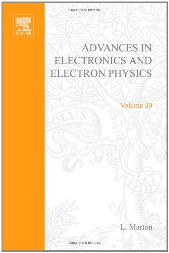 9780120145300: Advances in Electronics and Electron Physics: v. 30