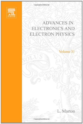 9780120145317: Advances in Electronics and Electron Physics, Vol. 31