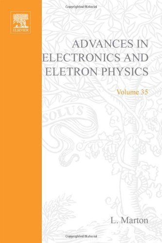 9780120145355: Advances in Electronics and Electron Physics Vol. 35 (v. 35)