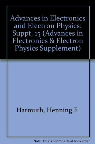 9780120145775: Antennas and Waveguides for Nonsinusoidal Waves (Advances in Electronics & Electron Physics Supplement)