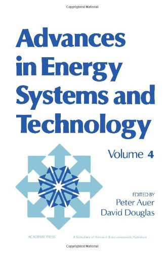 9780120149049: Advances in Energy Systems & Technology (v. 4)