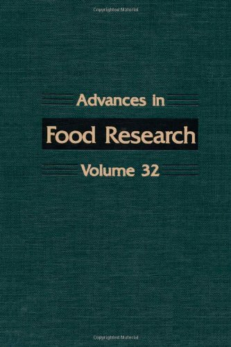 9780120164325: ADVANCES IN FOOD RESEARCH VOLUME 32, Volume 32 (Advances in Food and Nutrition Research)