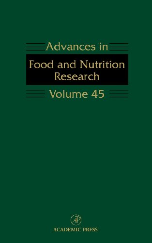 9780120164455: Advances in Food and Nutrition Research, Vol. 45