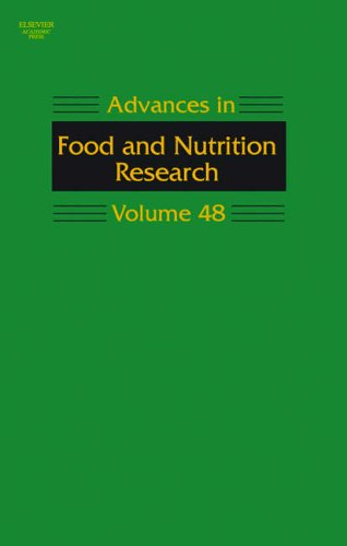 9780120164486: Advances in Food and Nutrition Research: 48 (Advances in Food & Nutrition Research)