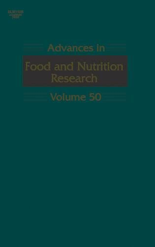 9780120164509: Advances in Food and Nutrition Research, Vol. 50