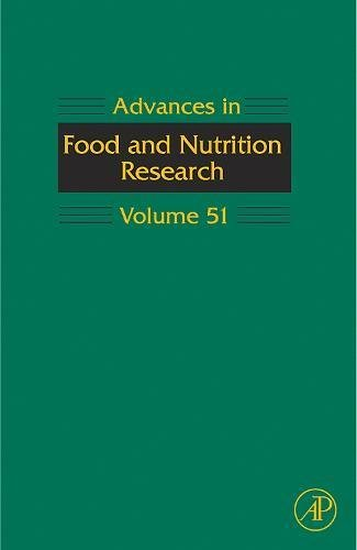 9780120164516: Advances in Food and Nutrition Research, Vol. 51