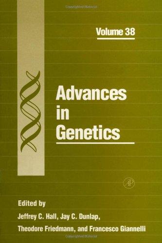 9780120176380: Advances in Genetics: v.38: Vol 38