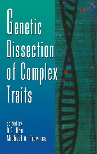 9780120176427: Genetic Dissection of Complex Traits: v. 42 (Advances in Genetics)