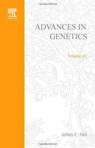 9780120176434: Advances in Genetics, Volume 43