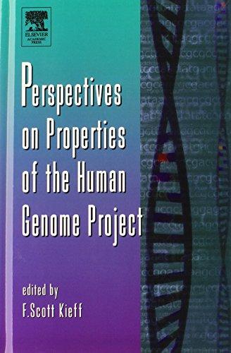 Perspectives on Properties of the Human Genome: F. Scott Kieff