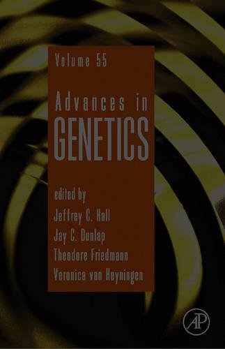 9780120176557: Advances in Genetics, Volume 55