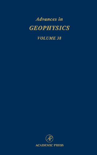 9780120188383: Advances in Geophysics, Vol. 38