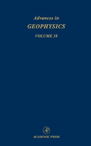 9780120188383: Advances in Geophysics, Vol. 38