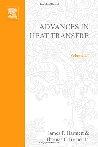 9780120200245: Advances in Heat Transfer: Volume 24: v. 24