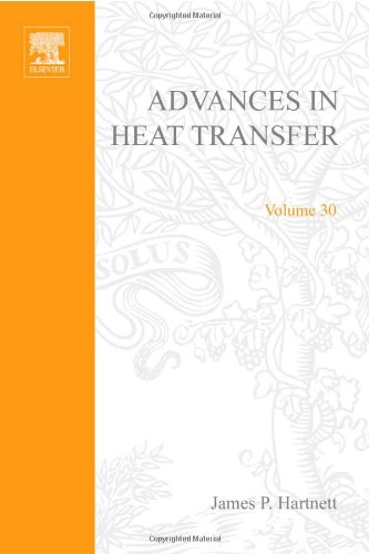 Advances in Heat Transfer, Volume 30: Transport: James P. Hartnett