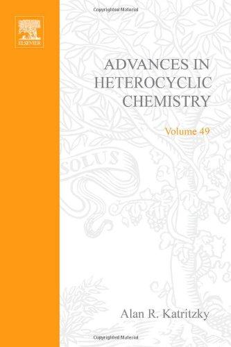 9780120206490: ADVANCES IN HETEROCYCLIC CHEMISTRY V49, Volume 49