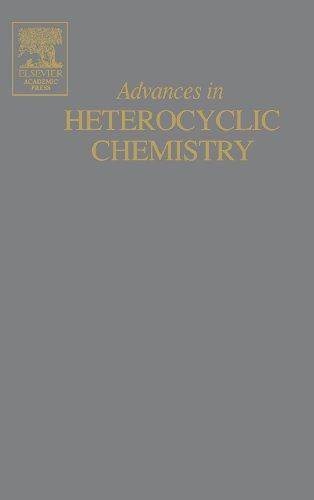 9780120207862: Advances in Heterocyclic Chemistry, Volume 86