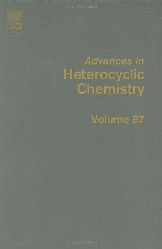 9780120207879: Advances in Heterocyclic Chemistry, Volume 87