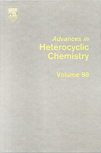 9780120207886: Advances in Heterocyclic Chemistry, Volume 88