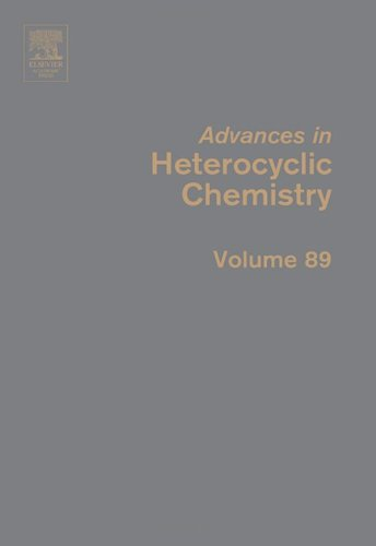 9780120207893: Advances in Heterocyclic Chemistry, Volume 89