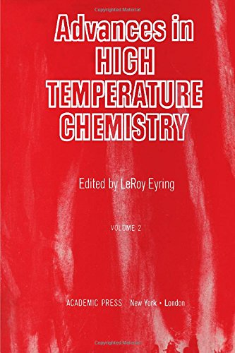 9780120215027: Advances in High Temperature Chemistry: v. 2