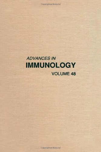 9780120224487: ADVANCES IN IMMUNOLOGY VOLUME 48, Volume 48