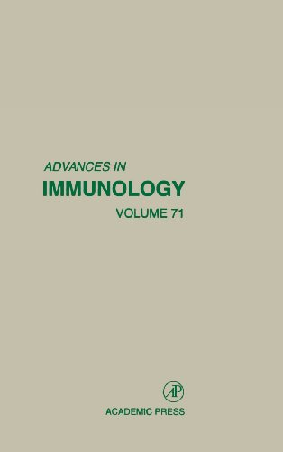 9780120224715: Advances in Immunology, Volume 71