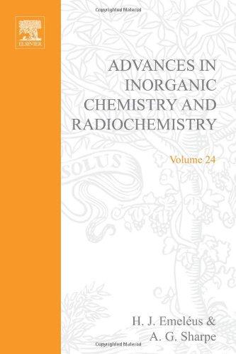 Advances in Inorganic Chemistry and Radiochemistry, Volume: H. J. Emeleus,