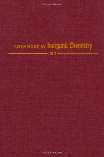 Advances in Inorganic Chemistry, Volume 31: H. J. Emeleus