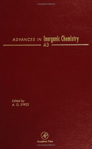 9780120236435: Advances in Inorganic Chemistry, Volume 43