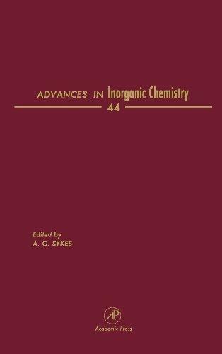 9780120236442: Advances in Inorganic Chemistry, Volume 44