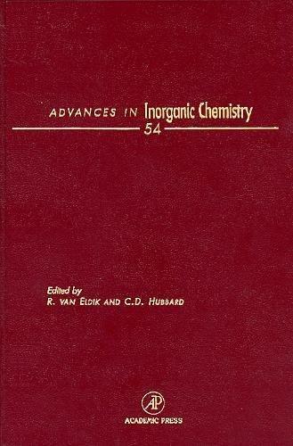 Advances in Inorganic Chemistry, Volume 54: Inorganic
